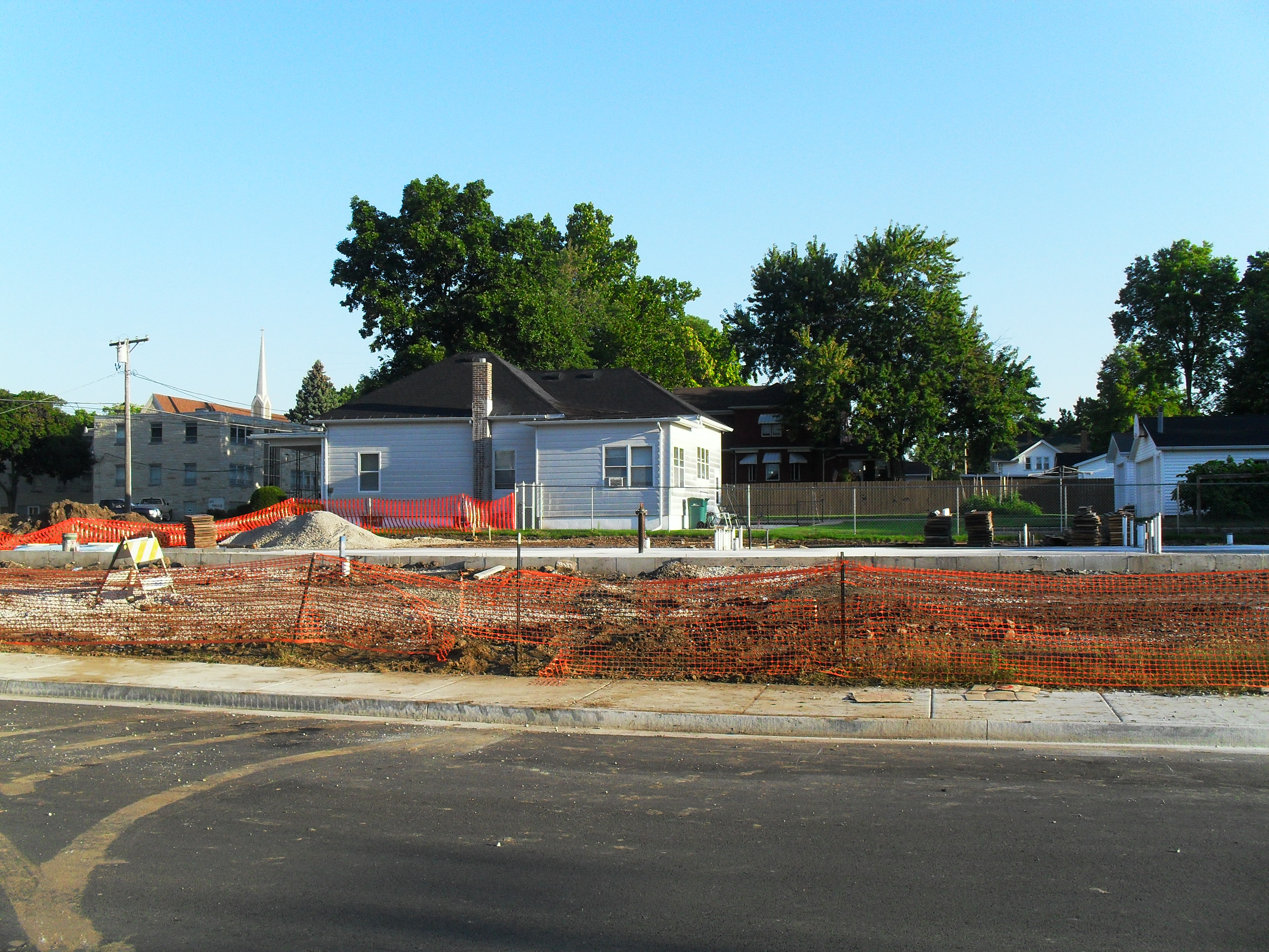 New home foundation streator unlimited for New home foundation